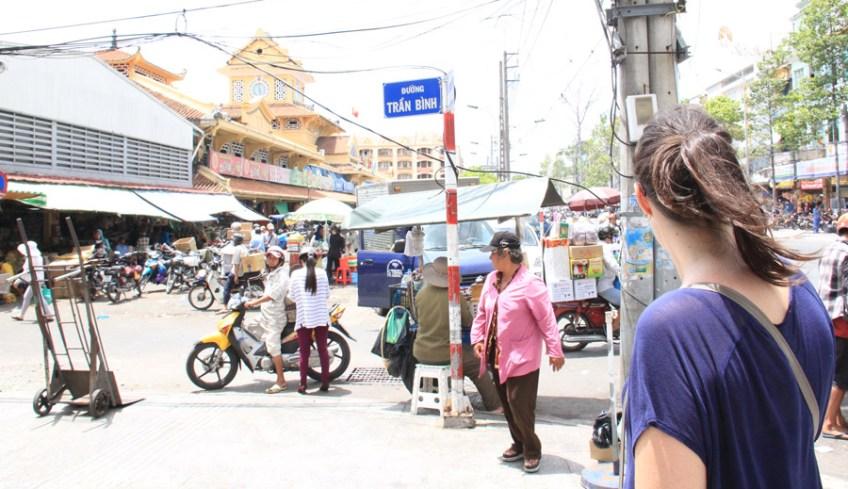 Binh tay Market, cho lon, saigon