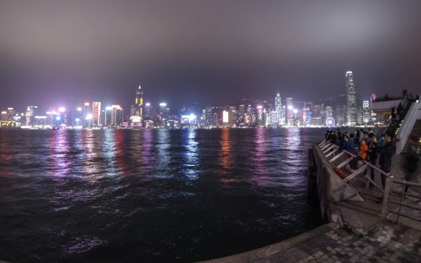 drinking in public in Hong Kong