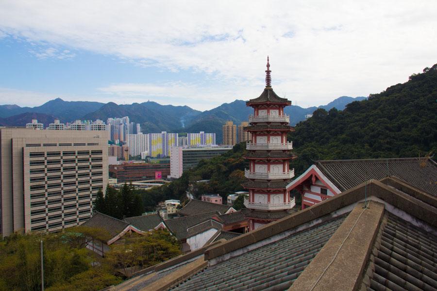 Po Fook Hil pagoda