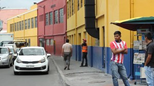 Quito's CEntral Market