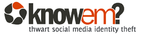 Knowem - Thwart Social Media Identity Theft
