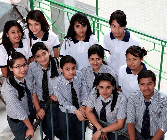 Himalayan Whitehouse International College School of Science and Technology