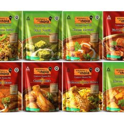 Kitchens Of India New York Loft Kitchen Design By Itc Ready To Eat Gourmet Cuisine Masala Mixes