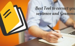 Sentence Corrector & Grammar check free no download required
