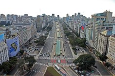 Nine months later after construction began, the BRT opened.