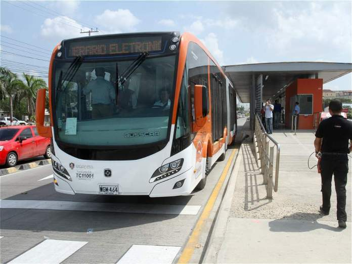 Transcaribe BRT in Cartagena, Colombia | Source: eltiempo.com