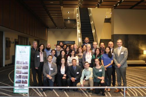 Participants at the Latin-American Experience-Sharing Workshop on BRT and Bus-Based Systems