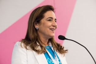 Patricia Macêdo, the Secretary of International and Federal Affairs of Fortaleza, thanked the many attendees of MOBILIZE for their enthusiasm during the events