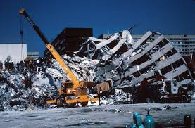The earthquake of 1985 was devastating to Mexico City with over 30% of the city's buildings destroyed by some estimates.