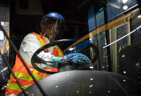 Approaches to keep buses clean not only benefits riders, but also the many employees who are essential workers during this time.