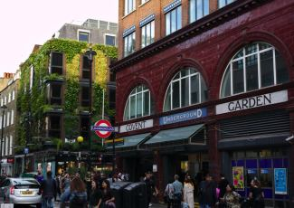 Today London is boasts abundant cycling and walking infrastructure.