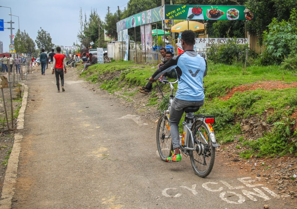 Ethiopia's national government is focused on advancing Ethiopia, and its capital Addis Ababa, economically and with improved infrastructure.