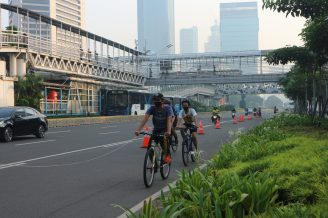 Cyclists are eager to travel more places, but without protected infrastructure, they are at risk.