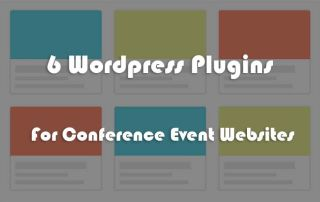 6pluging-for-conferene-websites