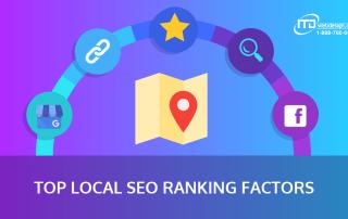 top 8 local seo ranking factors