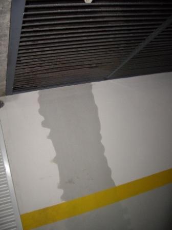 humedad chimenea garaje