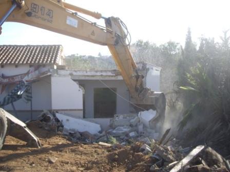 demolicion de edificios