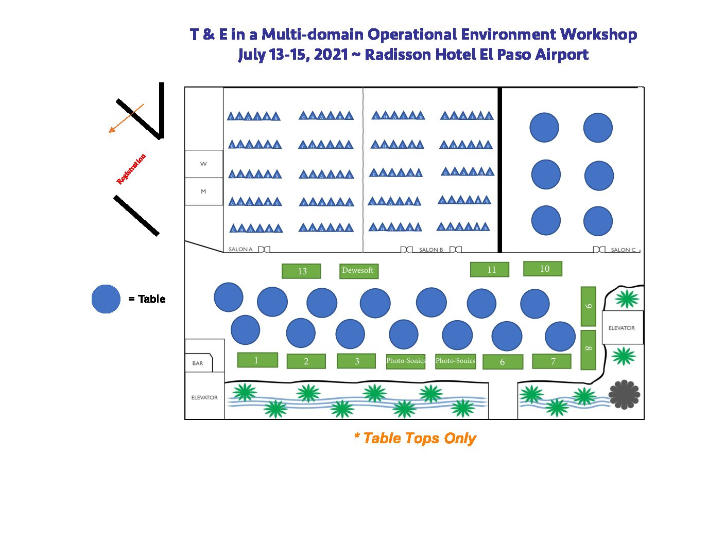 MDO Exhibit Hall Layout -April 16