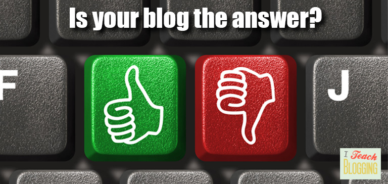does-your-blog-answer-the-question