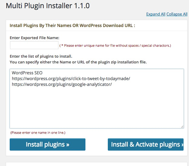 wp-plugin-multi-install