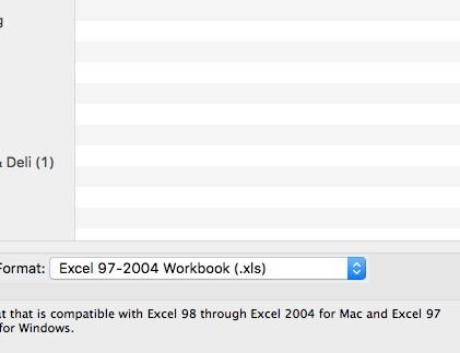 Rename Excel file