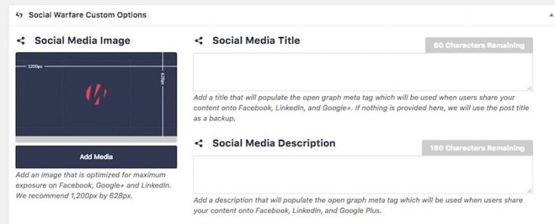 Social Warfare | WordPress Social Media Image Plugin