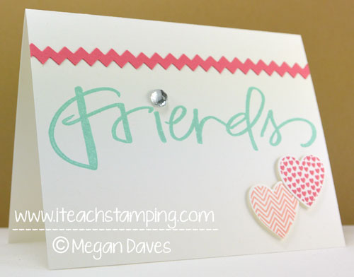 Image result for a homemade card with friends picture