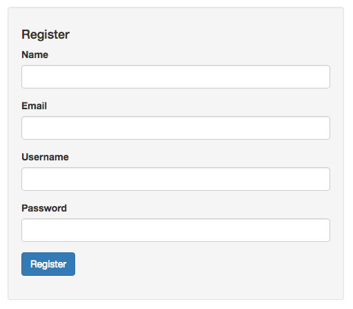 login registration system with php data object pdo
