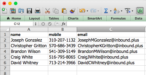 Import Data From Csv File To Mysql Using Php Itech Empires