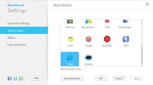 How to Get Start Menu (button) On windows 8/8.1 & Windows 10
