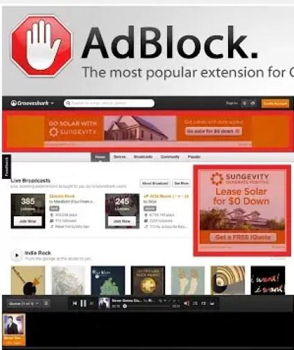 Ad Block Extension