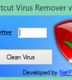 How to Remove Shortcut Virus from USB Flash Drive and Computer