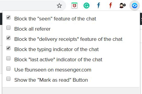 How to Disable Seen/Read Receipt Feature On Facebook Messenger