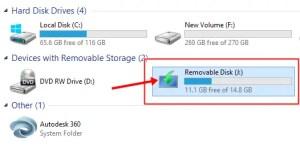 make flash drive bootable