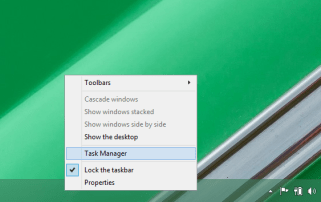 task manager open
