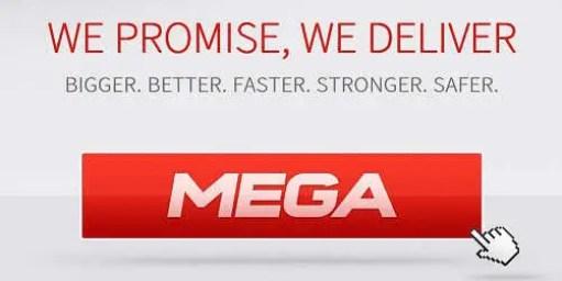 mega best cloud storage service
