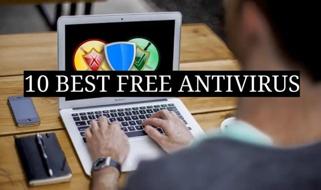 windows 8.1 best free antivirus