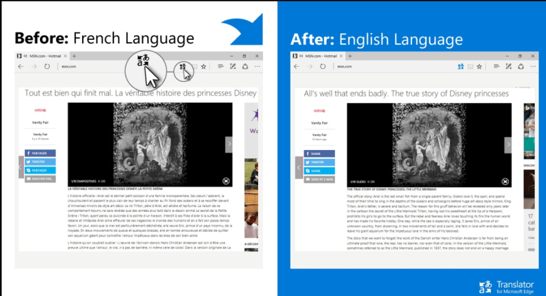 translator extension for edge browser