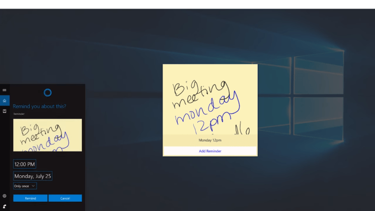 windows 10 ink