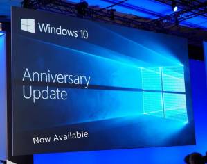Windows 10 Anniversary Update – Whats New and How to Get it