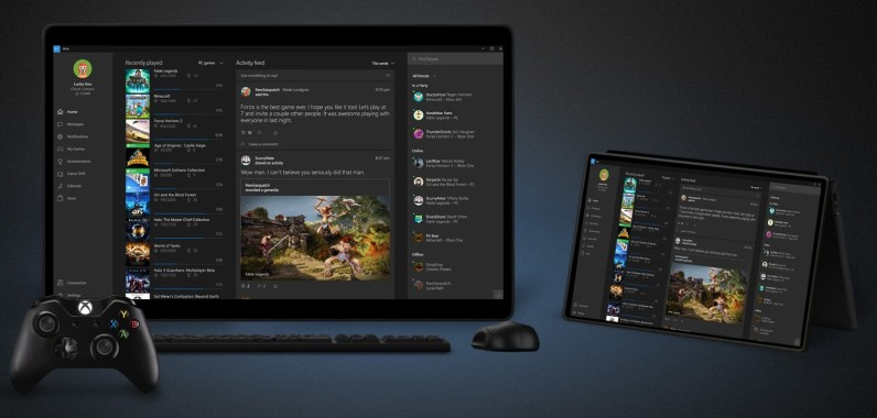 stream xbox games in windows 10