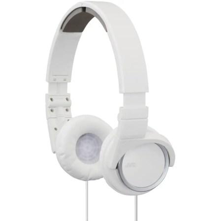 JVC HA-S400-W headphones