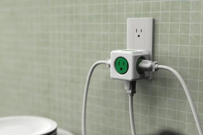 PowerCube Original USB Power Strip