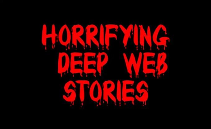 dark web stories