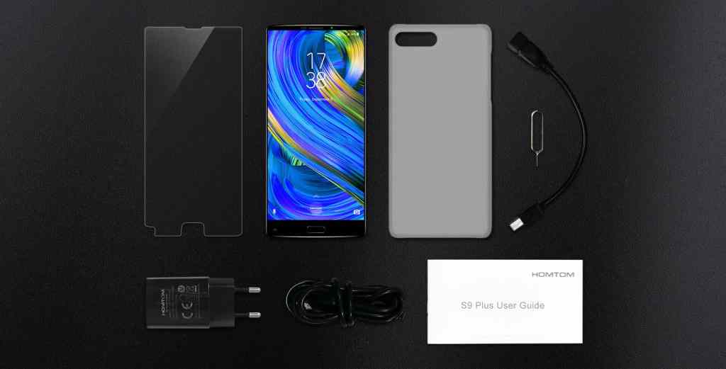 HOMTOM S9 PLUS, S9 Plus, GearBest 11.11 flash sale