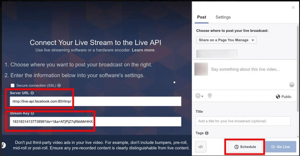 live stream, live stream recorded videos
