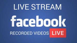 How to Live Stream Recorded Videos on Facebook