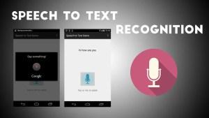 Free Speech to Text Software