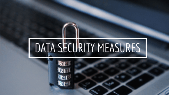 data security measures