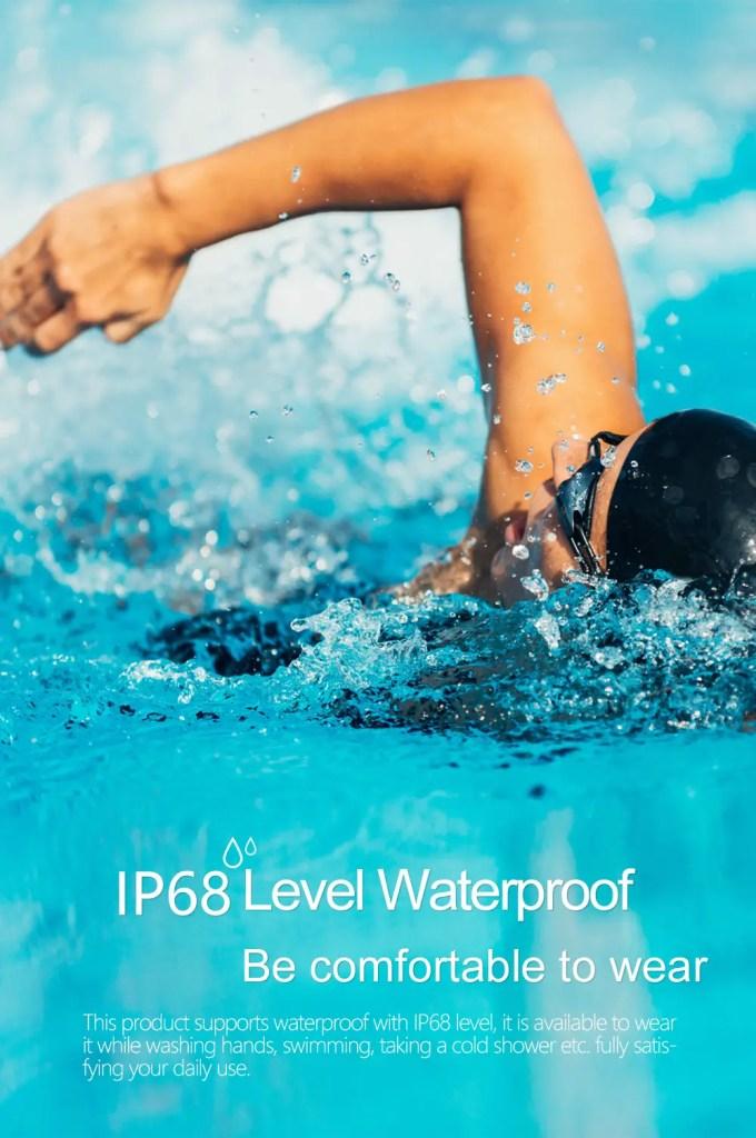 Microwear X2 Plus, Microwear smart bracelet, Sports smart bracelet, IP68 waterproof smart bracelet, low-price smart bracelet